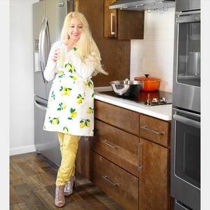 Kate Spade 'Make Lemonade' Apron
